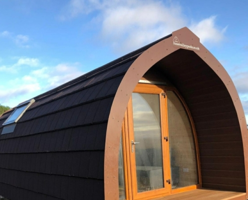 Glamping Pods Full Facilities