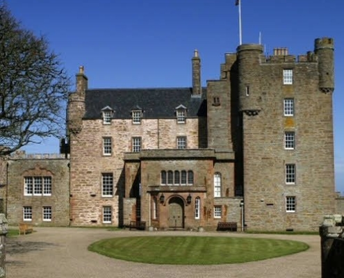 NC 500 and Local area Castle of Mey