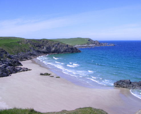 NC500 and Local Area Beaches