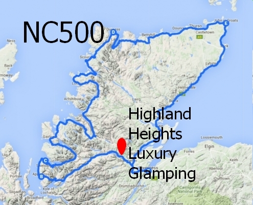 NC500 and Local Area HHLG